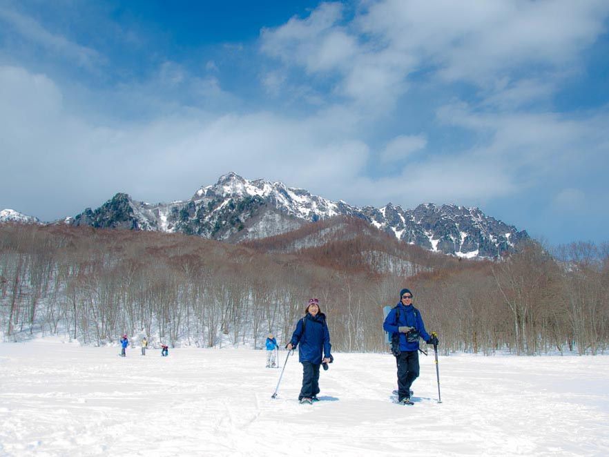 Snowshoeing and Nature Skiing